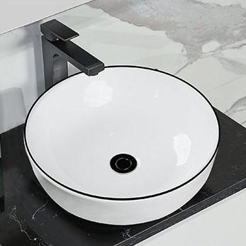 Chậu rửa lavabo thiết kế hiện đại ấn tượng 2006A