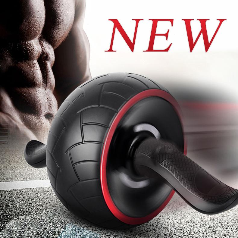 Con lăn tập cơ bụng giúp giảm mỡ bụng hiệu quả 506 mẫu mới 2019