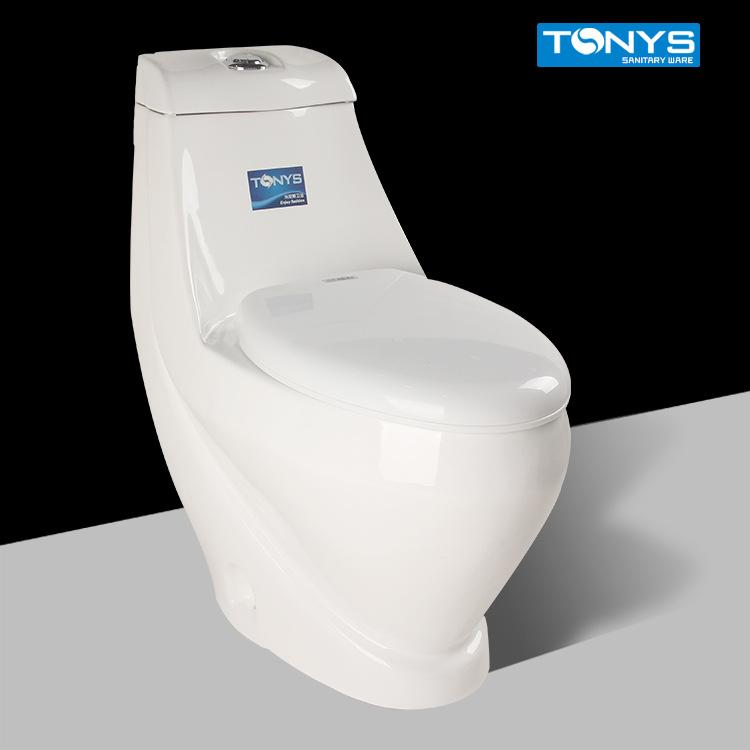 Bồn cầu TONY hàng thiết bị vệ sinh cao cấp cho phòng tắm L6023