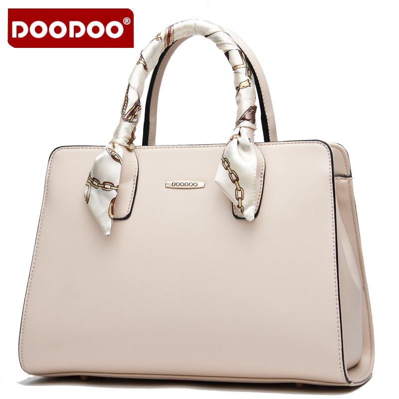 Túi xách nữ DOODOO kiểu dáng trang nhã và đầy sang trọng D5009-TR