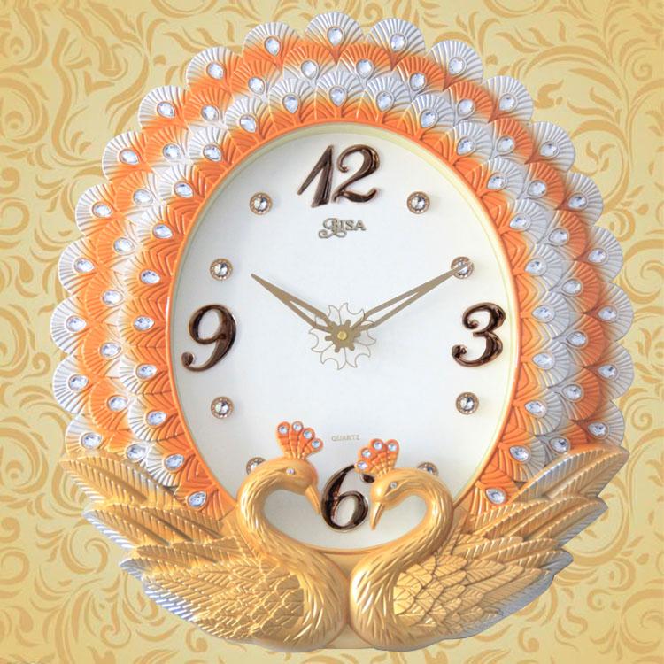 Đồng hồ kiểu dáng Châu Âu cho không gian thêm sang trọng ấn tượng BS2003-CA
