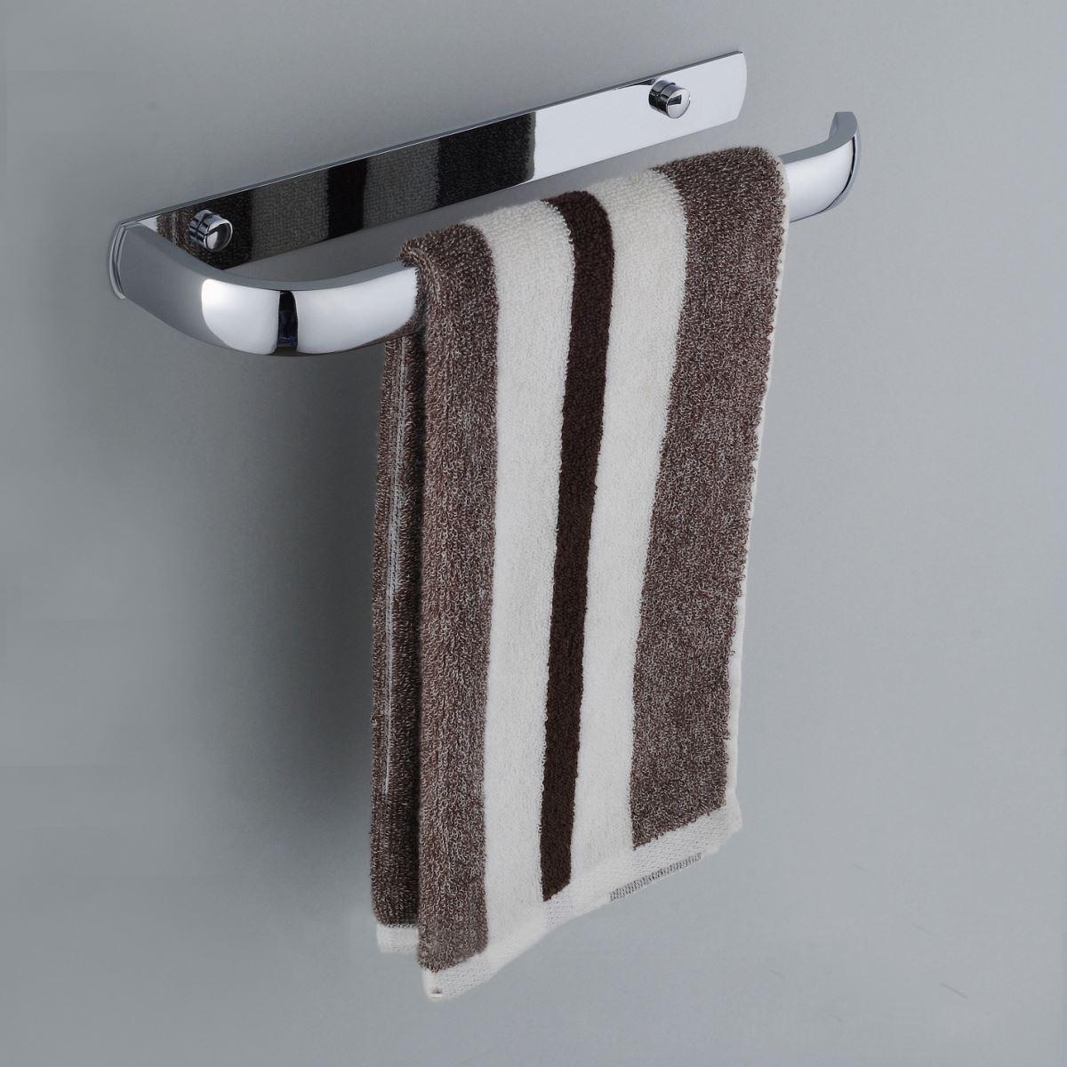 Giá treo khăn inox304 cao cấp vô cùng tiện lợi cho phòng tắm 9060