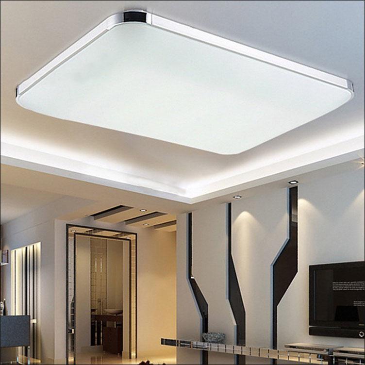 Đèn LED ốp trần cho không gian hiện đại thêm ấn tượng 2730-93