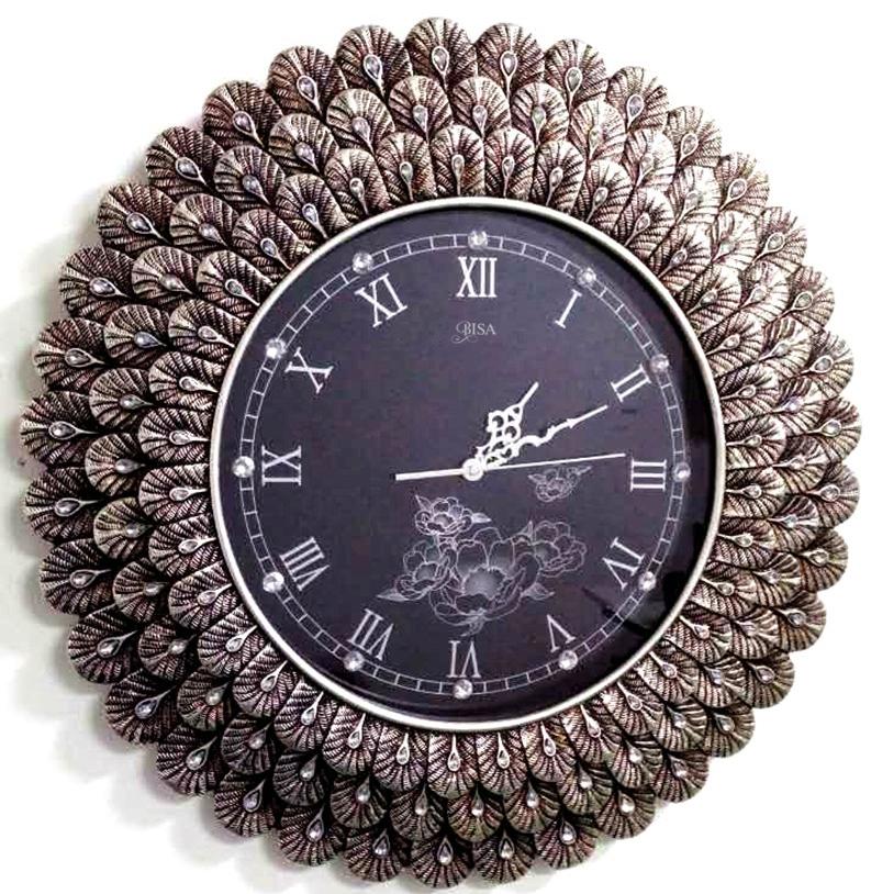 Đồng hồ kiểu dáng Châu Âu cho không gian thêm sang trọng ấn tượng BS6828