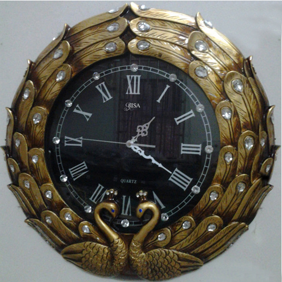 Đồng hồ kiểu dáng Châu Âu cho không gian thêm sang trọng ấn tượng BS865