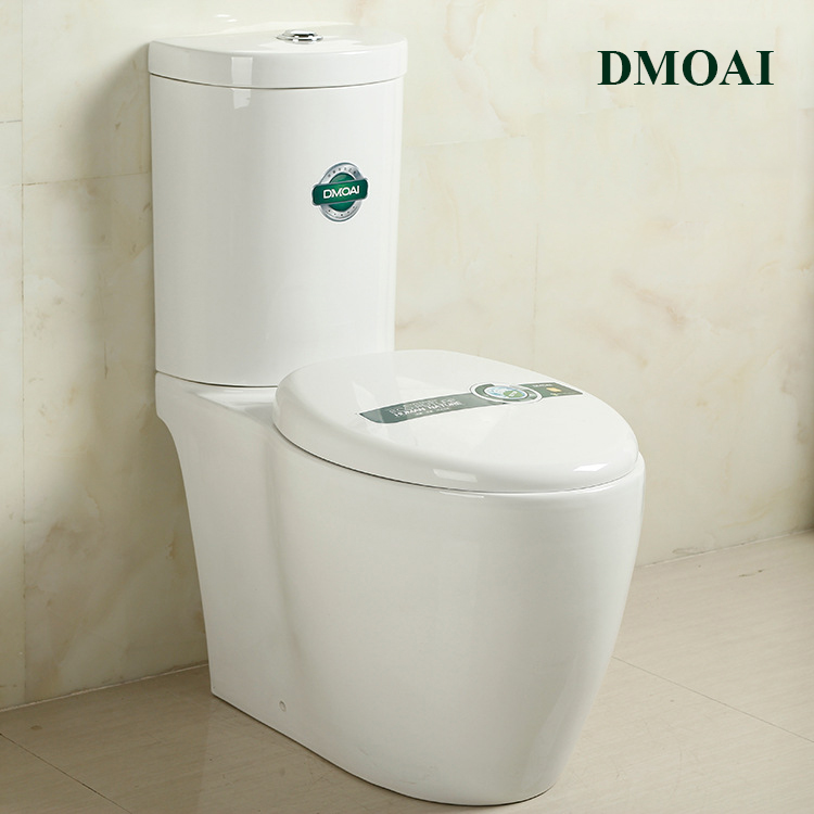 Bồn cầu DMOAI hàng thiết bị vệ sinh cao cấp cho phòng tắm F3009