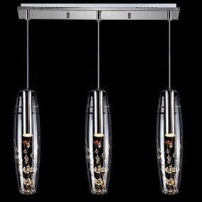 Đèn thả trần thiết kế hiện đại ấn tượng mang đến vẻ đẹp đầy cuốn hút C901
