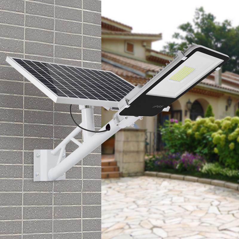 Đèn LED chiếu sáng ngoài trời chống thấm nước sử dụng pin mặt trời tiết kiệm điện HS6620