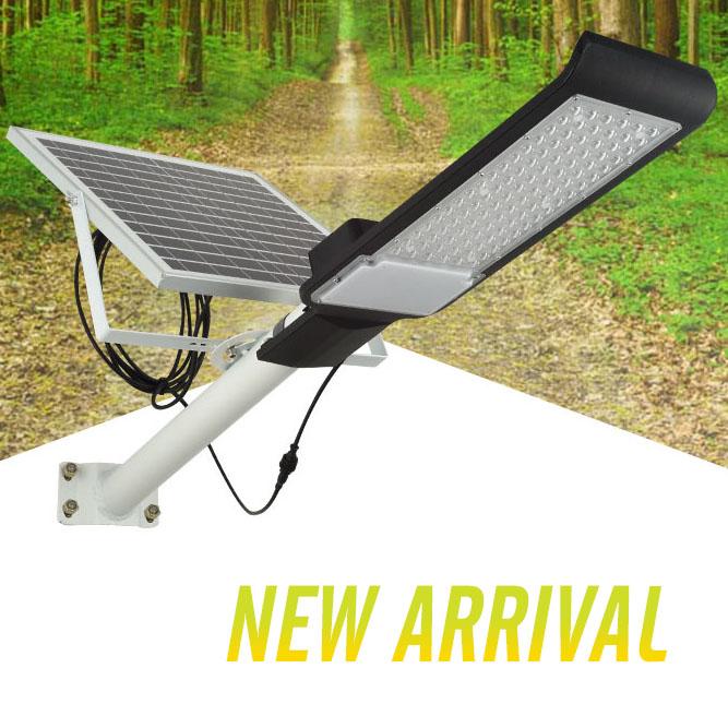 Đèn LED chiếu sáng ngoài trời chống thấm nước sử dụng pin mặt trời tiết kiệm điện XQ2050