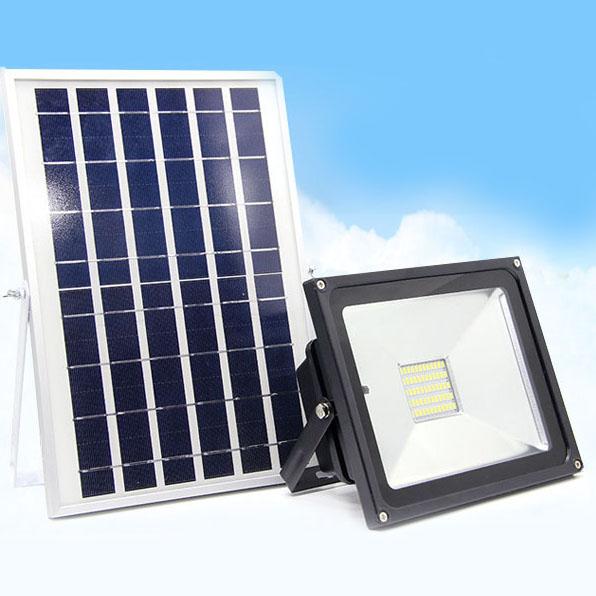 Đèn LED chiếu sáng ngoài trời chống thấm nước sử dụng pin mặt trời tiết kiệm điện XQ8820