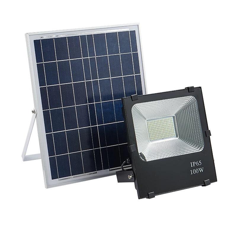Đèn LED chiếu sáng ngoài trời chống thấm nước sử dụng pin mặt trời tiết kiệm điện XQ8850
