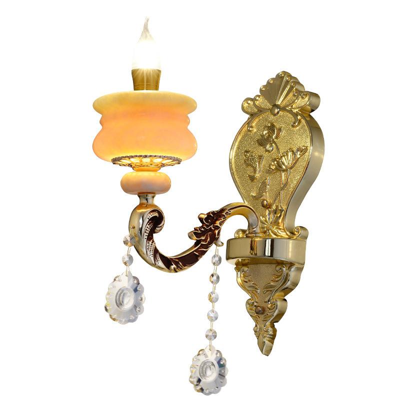Đèn ốp tường đơn kiểu Ý sang trọng đầy ấn tượng 1807A
