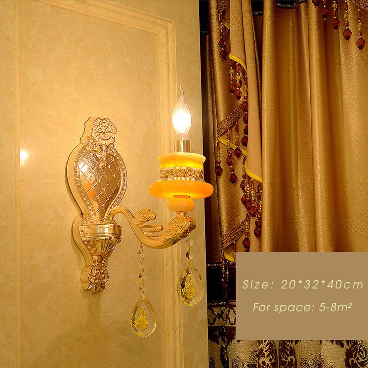 Đèn ốp tường tân cổ điển phong cách Châu Âu sang trọng đầy ấn tượng LA 8515 - 5- 1T