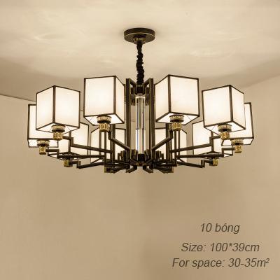 Đèn chùm phòng khách thiết kế hiện đại đầy ấn tượng LA821 - 2 - 10