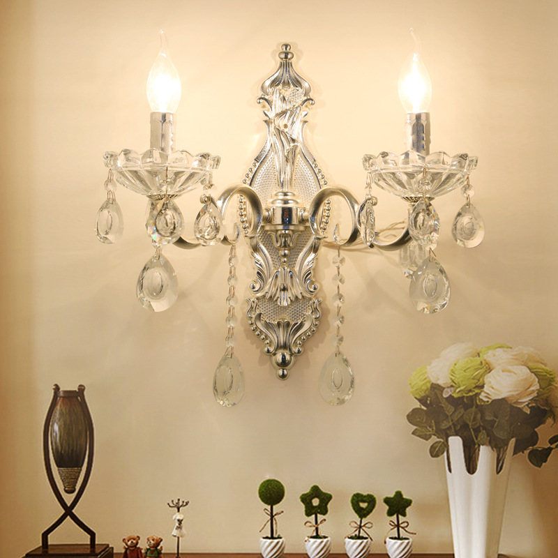 Đèn ốp tường phong cách Châu Âu sang trọng đầy ấn tượng HQ3015A