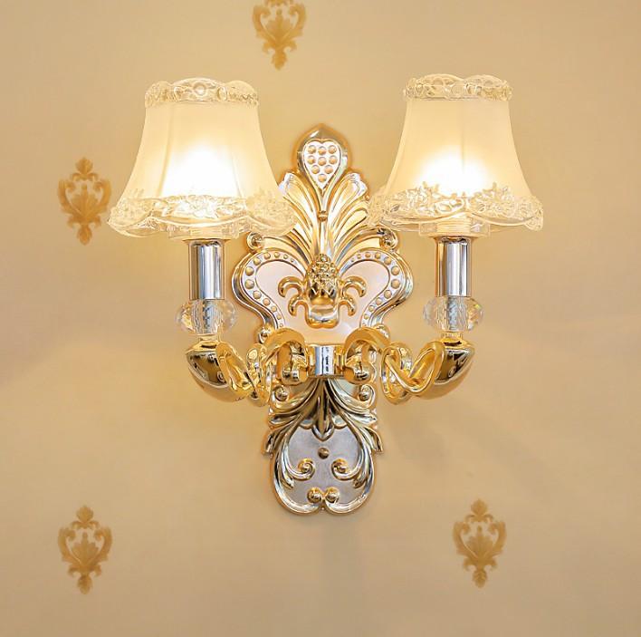 Đèn chùm pha lê phong cách Châu Âu sang trọng đầy ấn tượng LA874-6-2DT