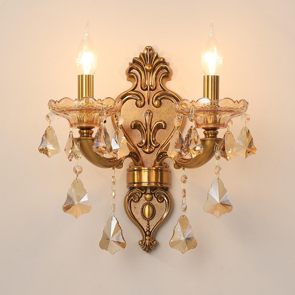Đèn ốp tường tân cổ điển phong cách Châu Âu sang trọng đầy ấn tượng LA 8312 -3 - 2T