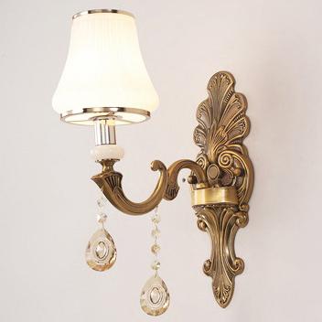 Đèn ốp tường tân cổ điển phong cách Châu Âu sang trọng đầy ấn tượng LA 8314 - 3 - 1T