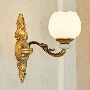 Đèn ốp tường tân cổ điển phong cách Châu Âu sang trọng đầy ấn tượng LA 8512 - 5- 1T