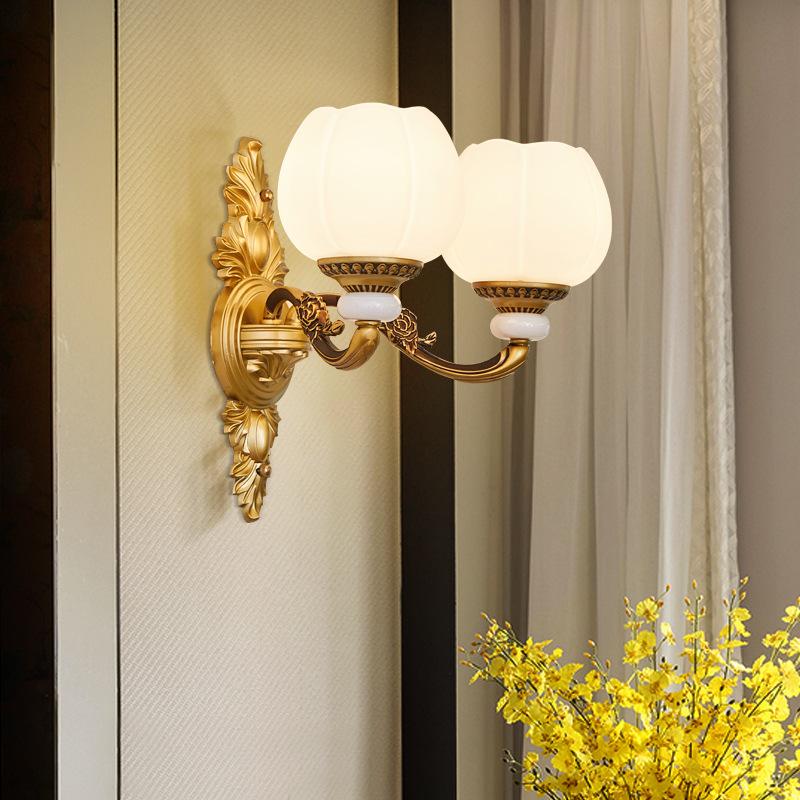 Đèn ốp tường tân cổ điển phong cách Châu Âu sang trọng đầy ấn tượng LA 8512 - 5- 2T