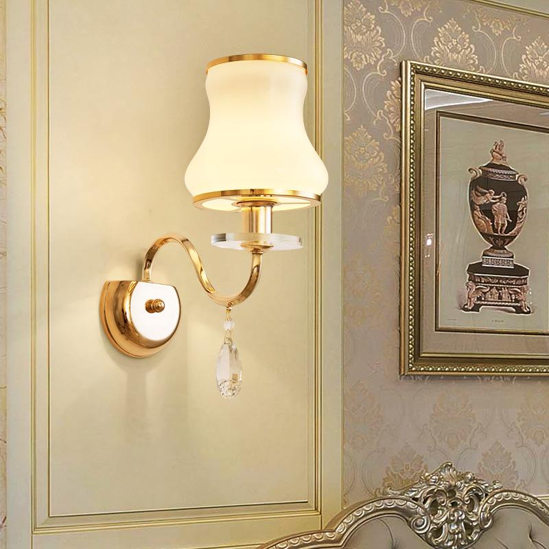 Đèn ốp tường tân cổ điển phong cách Châu Âu sang trọng đầy ấn tượng LA 8513 - 5 -1T