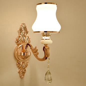 Đèn ốp tường tân cổ điển phong cách Châu Âu sang trọng đầy ấn tượng LA872-6-1DT