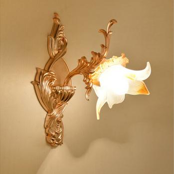 Đèn ốp tường tân cổ điển phong cách Châu Âu sang trọng đầy ấn tượng LA873-6-1DT