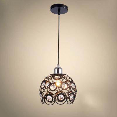 Đèn thả trần pha lê kiểu dáng sang trọng hiện đại đầy ấn tượng LA8215 loại 1 đèn