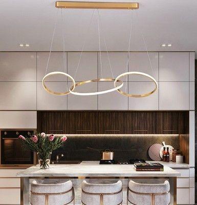 Đèn thả trần phòng khách phong cách sang trọng đầy ấn tượng 1635 mẫu 3 bóng