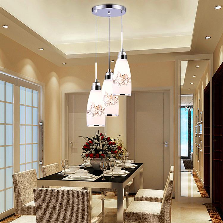 Đèn thả trần trang trí kiểu dáng sang trọng hiện đại đầy ấn tượng LA8219