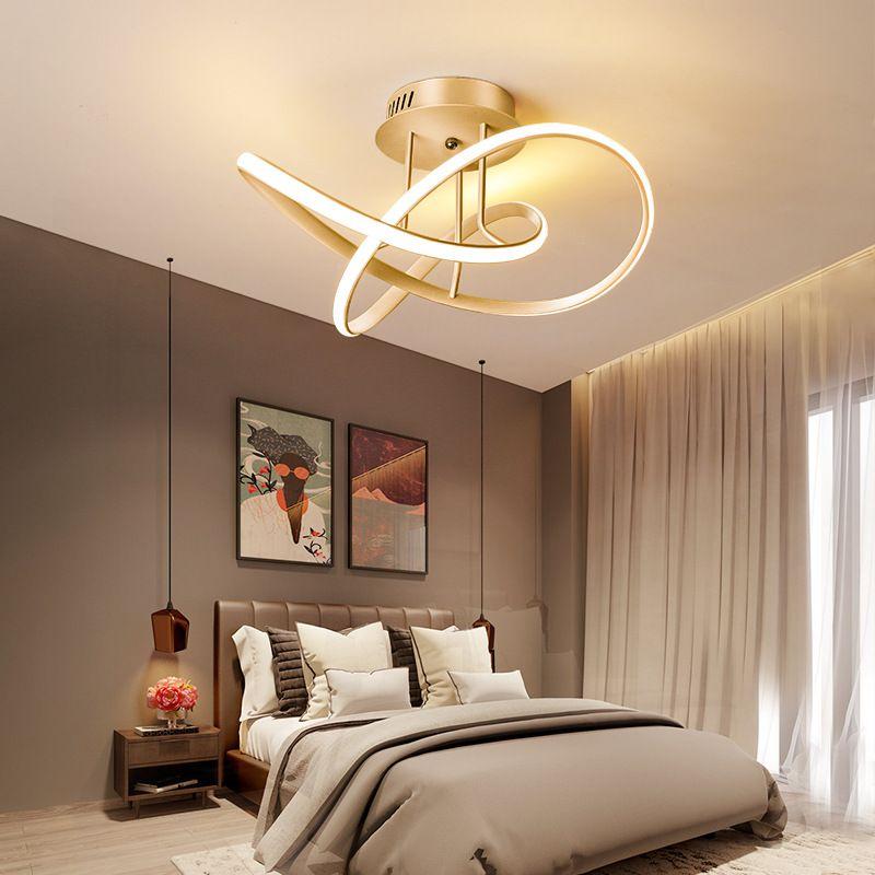 Đèn trần LED độc đáo cho không gian thêm ấn tượng XH-SL904 size 60cm