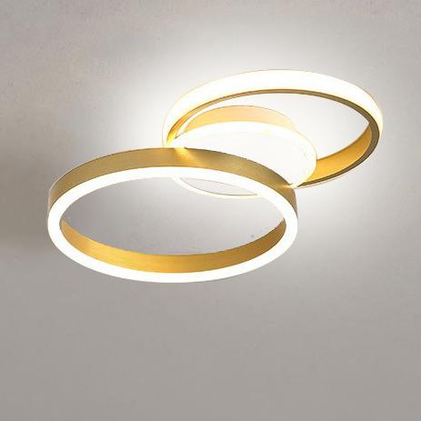 Đèn trân sang trọng thiết kế hiện đại đầy ấn tượng WDS0059 size 40cm ánh sáng trắng