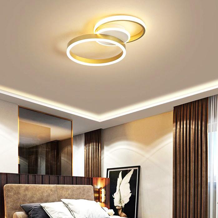Đèn trân sang trọng thiết kế hiện đại đầy ấn tượng WDS0059 size 40cm ánh sáng tự nhiên