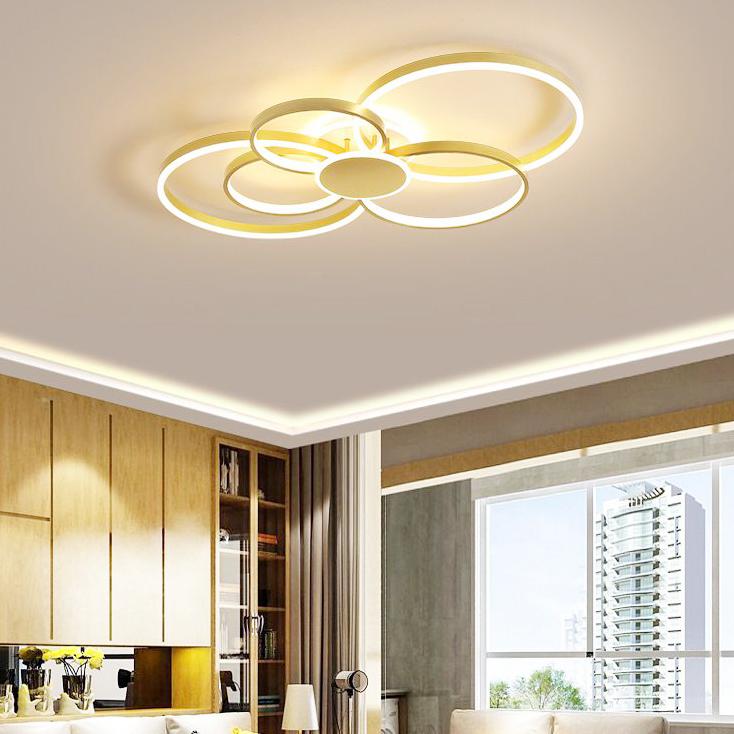 Đèn trân sang trọng thiết kế hiện đại đầy ấn tượng WDS0059 size 85cm ánh sáng tự nhiển