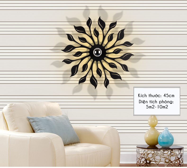 Đèn ốp tường trang trí cho căn phòng của bạn thêm sinh động và hiện đại BL1280