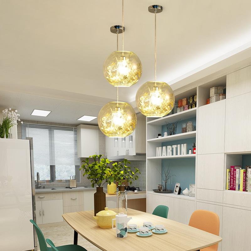 Đèn trang trí phong cách Bắc Âu sáng tạo đầy cá tính cho không gian nhà hiện đại 5027-20