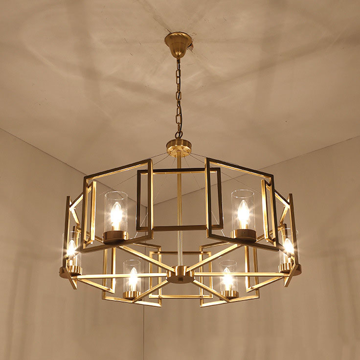 Đèn trang trí phong cách Bắc Âu sáng tạo đầy cá tính cho không gian nhà hiện đại HOU007-105