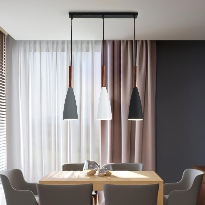 Đèn trang trí phong cách Bắc Âu sáng tạo đầy cá tính cho không gian nhà hiện đại LA8214 -2 - TH3