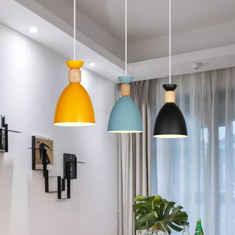 Đèn trang trí phong cách Bắc Âu sáng tạo đầy cá tính cho không gian nhà hiện đại  LA8216 -2 - TH3