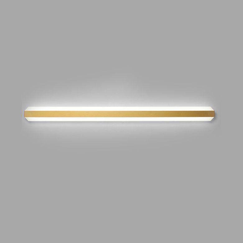 Đèn tường LED dài siêu mỏng phong cách Bắc Âu ấn tượng XH-BC7037 size 30cm