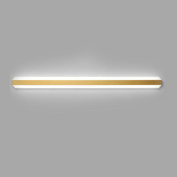 Đèn tường LED dài siêu mỏng phong cách Bắc Âu ấn tượng XH-BC7037 size 40cm