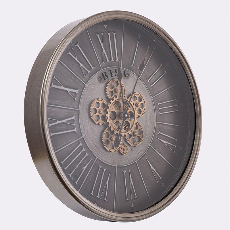 Đồng hồ treo tường thiết kế độc đáo ấn tượng GTCM1904