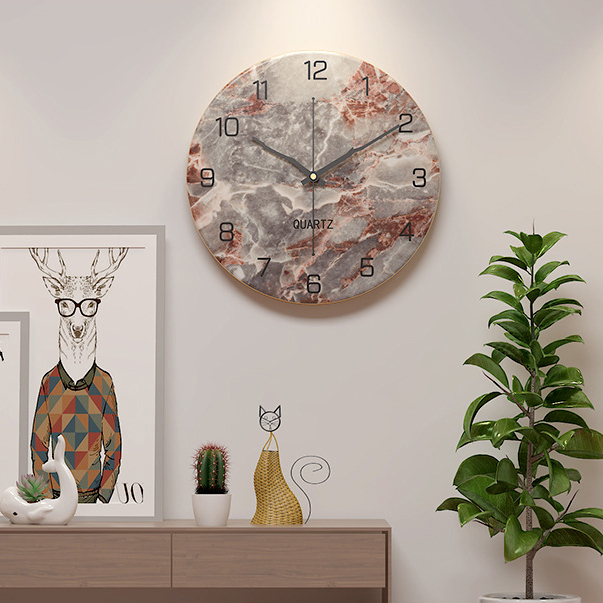 Đồng hồ treo tường hiện đại thiết kế độc đáo đầy ấn tượng BS6688C
