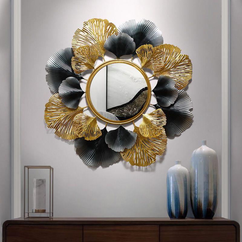 Gương decor trang trí 3D cho không gian thêm ấn tượng A2013