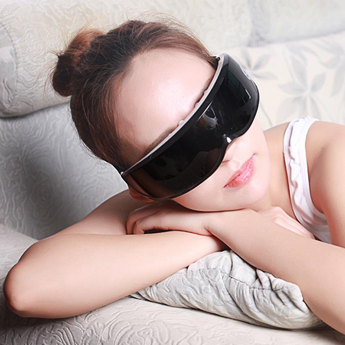 Máy massage chăm sóc mắt giúp giảm mệt mỏi tức thì cho mắt 1018