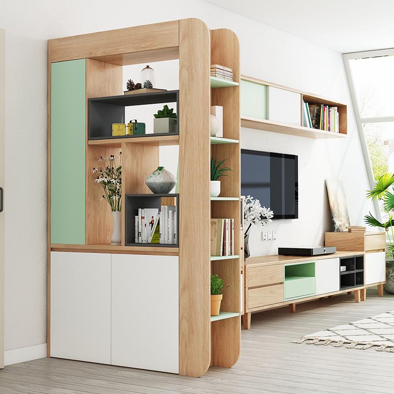 Kệ tủ thiết kế thông minh tiện ích cho ngôi nhà hiện đại 2019