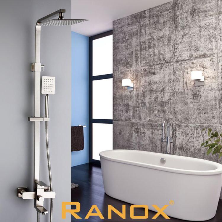 Sen cây vuông tắm đứng Hàn Quốc RANOX RN705