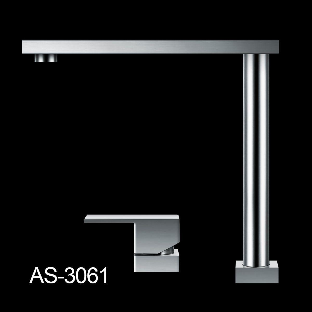 Vòi chậu bếp thiết kế thông thường thông minh tiện lợi cho không gian bếp hiện đại AS-3061