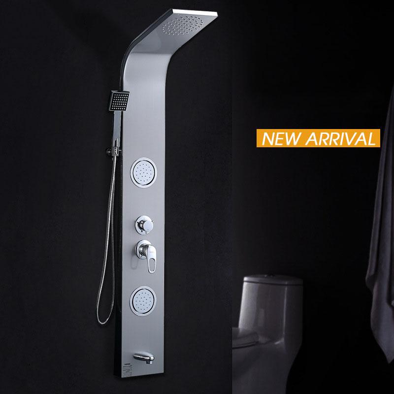 Vòi sen tắm đa chức năng thông minh cho phòng tắm hiện đại YF5105