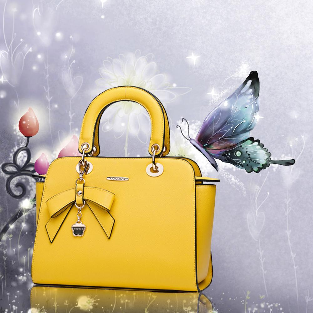 Túi xách nữ DOODOO phong cách thời trang